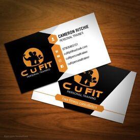 C u FIT- Personal Training