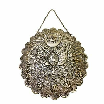 Handmade 925 Silver Waal Mirror