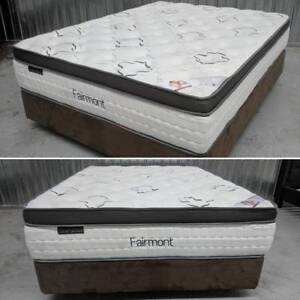 BED FRAMES / MATTRESS - NEW - 50-80 % OFF RRP'S Eumemmerring Casey Area Preview