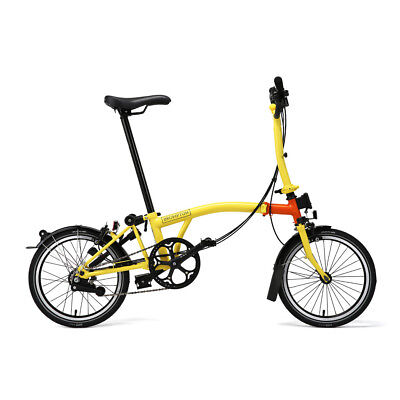 BROMPTON x LINE FRIENDS (Sally) / Limited Edition / Folding Bicycle