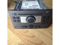 Vauxhall-ASTRA-H-SXI-1-6-2007-MK5-3DR-CD30-RADIO-CD-PLAYER