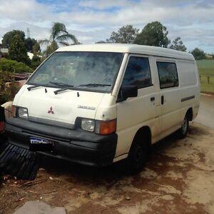 1994 Mitsubishi Express Van/Minivan Ballajura Swan Area Preview