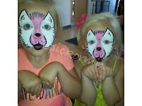 Face painter, balloon modeller, Face painting and Balloon modelling for all occasions
