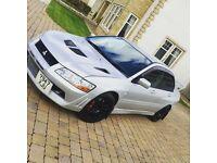 Mitsubishi evo 7 CHEAP