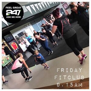 FITCLUB Friday! Hoppers Crossing Wyndham Area Preview