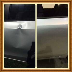 AAA Dents Paintless Dent Repairs Clontarf Redcliffe Area Preview