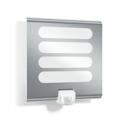 Steinel L224LED Sensor-switched outdoor light Stainless steel 033231