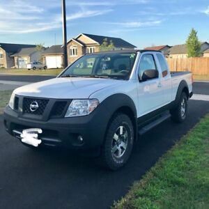 2012 Nissan Frontier King Cab Pro 4X