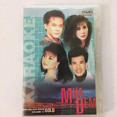 Vietnamese Karaoke Nguoi Dep Binh Duong MUA DEM Volume 11 Gold