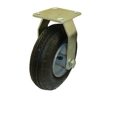 Marathon Industries 00313 8 Fixed Caster With Air-filled Pneumatic Tire