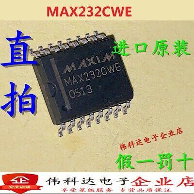 10pcs Max232cwe Sop16