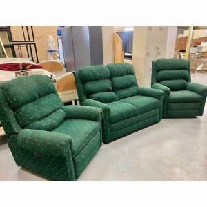 Classic Style Sofa and Two Recliners - Delivery Available