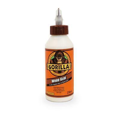 - 100% Waterproof Strong Adhesive Gorilla Wood Glue Multi Purpose 236ml