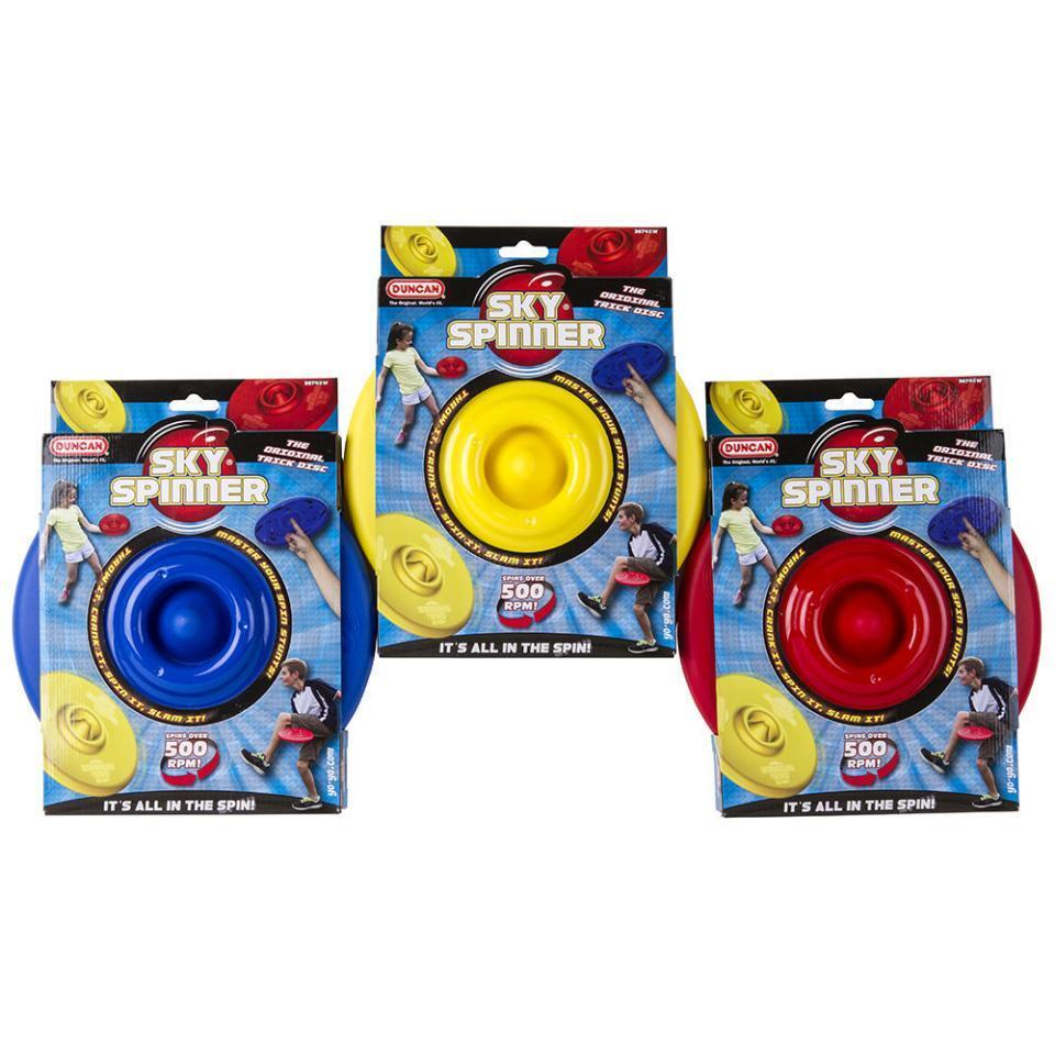 Sky Spinner frisbee  -Assorted Colors-