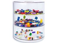Lego bricks storer and sorter, new and boxed, toy storage