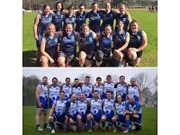 Glasgow Sharks - All Welcome - Womens and Mens Recruitment