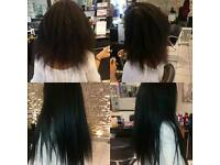 Hair Extensions by CJ at Bliss Hair & Beauty - (Trained in Nano rings, Micro rings & LA Weave)