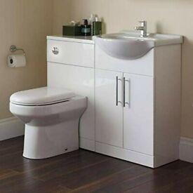 1050mm Bathroom Vanity Unit (NEW), massive saving £235 only.