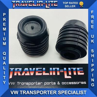 Car Parts - T5 To T5.1 Rubber Bonnet Stops Part Brand New Transporter Facelift