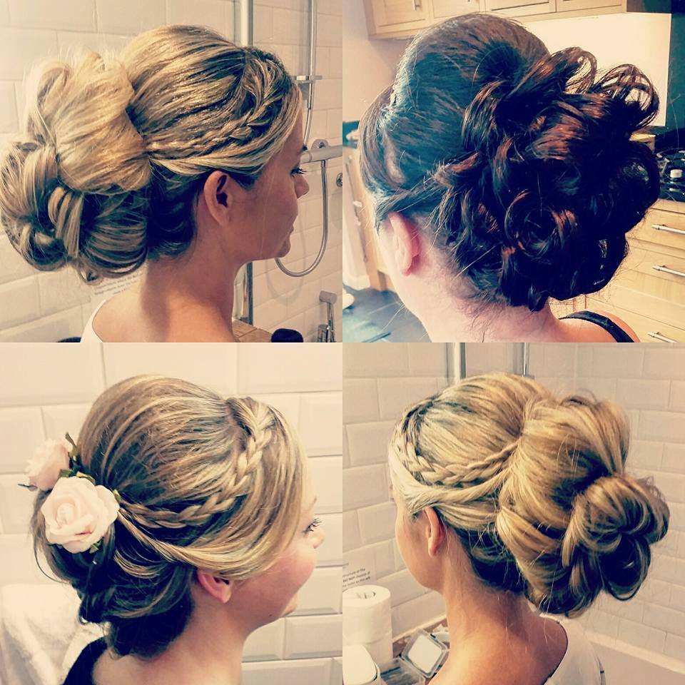 hairdresser & make-up artist - wedding - prom - hair extensions