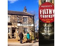 Assisstant manager required at fantastic gastro pu in Sheffield. The Castle Inn Bradway