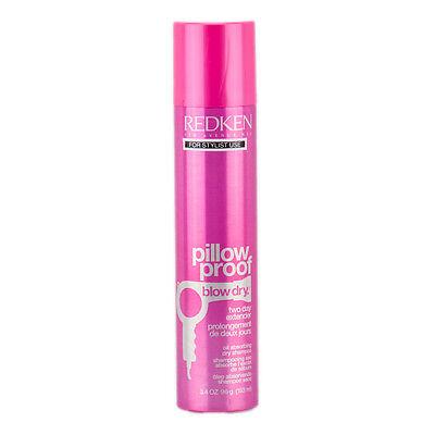 Redken Pillow Proof Blow Dry Two Day Extender Oil Absorbing Dry Shampoo 3 4 Oz