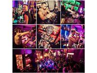 Full Time Bar Staff for GAY Bar in Soho