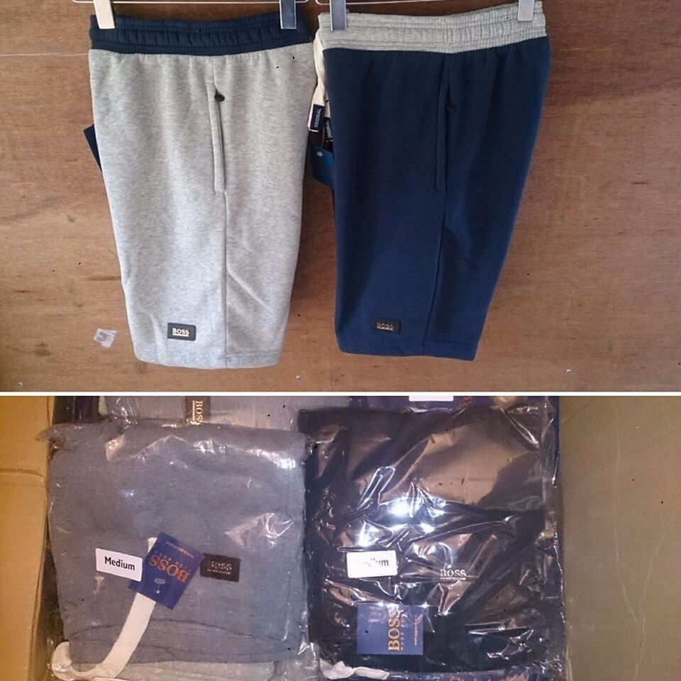 men hugo boss shortin Chiddingfold, SurreyGumtree - mens hugoboss shorts 07724853796 07724853796 07724853796 07724853796 text to place order top quality zip pockets sizes S to XXL colours black, navy, dark grey, light grey £20 free P&P or collection in person only if want to buy