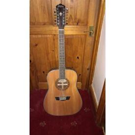 Washburn 12 String Guitar