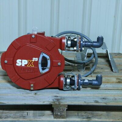 Watson Marlow Bredel Spx25 Hose Pump