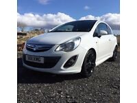 Limited Edition Vauxhall Corsa 1.2 White