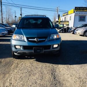 2005 Acura MDX PRE-OWNED CERTIFIED 7 PASSANGER LUXURY SUV