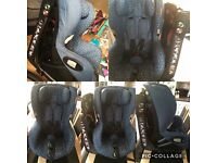 Axiss limited edition car seat x 2