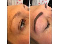 Semi permenant make up and microblading by Abby Flyn