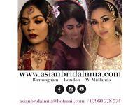 Birmingham Makeup Artist /Bridal Makeup & Hair Special Offer £200 - Asian Bridal Makeup & Hair