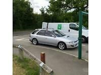 Subaru impreza wrx wagon import