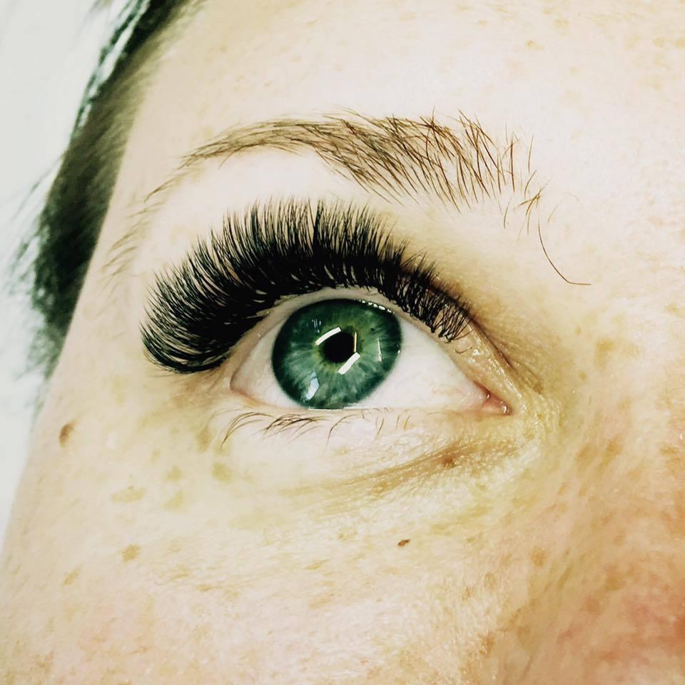 Individual eyelash extension 2d 3d 4d 5d 6d 7d 8d Russian volume