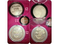 Concealers, Corrector, Powder, Highlighters & Contours