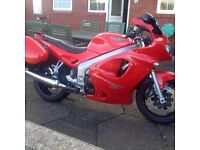 1999 Triumph Daytona ST Sprint 955i Sports Tourer. Excellent Condition.
