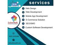 Professional and Elegant Website Design & Development , SEO& Mobile Apps