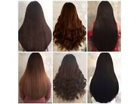 Luxury Hair Extensions -Fully qualified & insured. Prices to suit all budgets. 6 years experience.