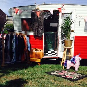 VINTAGE CARAVAN FOR SALE - FASHION CARAVAN Byron Bay Byron Area Preview