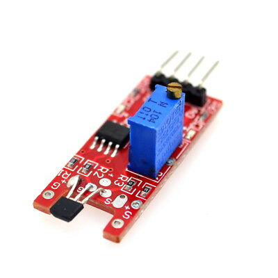 1pcs Ky-024 Hall Magnetic Standard Linear Module For Arduino Avr Pic