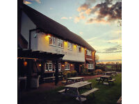 Full/ Part Time Front of House Team Member - Up to £7.20 per hour - Three Horseshoes - Hertfordshire