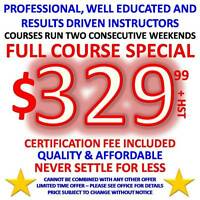 ACE DRIVING SCHOOL – FULL COURSE $329.99 + HST – NO HIDDEN FEES