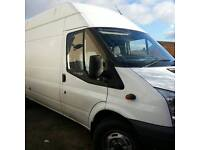 Man with a very big van for hire, probably the cheapest around prices start from £15