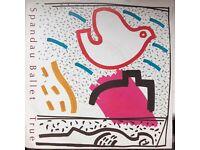 Spandau Ballet - True 7 INCH SINGLE / VINYL / RECORD / 45rpm