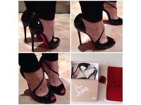 Christian Louboutin shoes size 7 - Excellent condition
