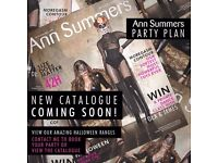 Free Ann Summers Party