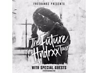 x2 Standing Tickets for Future: The HNDRXX Tour Birmingham